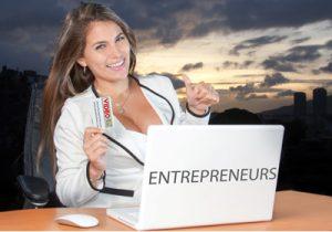 entrepreneurs video business cards