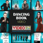 dancing book video product image